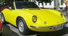 1973 Puma Pristine GTS Convertible from BRAZIL