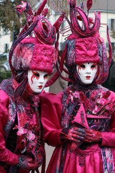 Carnival, Venice, Italy...❄