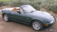 1997 Mazda MX-5 Limited Edition