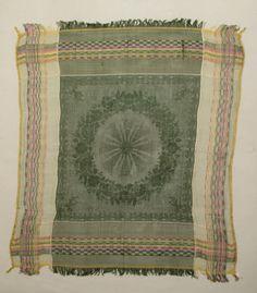 Handkerchief, silk