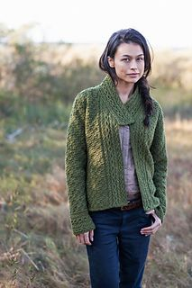 Montauk from Jared Flood's Brooklyn Tweed Winter 2014 Collection