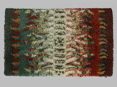 Finnish Rya by Laila Seppä $2600 @ Baxter & Liebchen, NYC 212 431 5050 or info@baxterliebchen.com