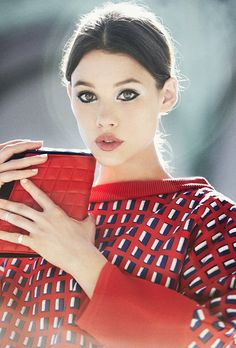 Astrid Berges-Frisbey + Chanel = Love