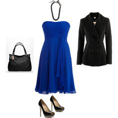 Outfit created on Polyvore.com