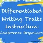 Differentiation made easy! Reduce your planning time and stay organized (while impressing your principal! This product contains a total of 42 ea. 4th Grade Ela, 4th Grade Writing, Writing Traits, Writing Skills, Travel Planner, Trip Planner, Writing Conferences, Writing Workshop, Differentiation