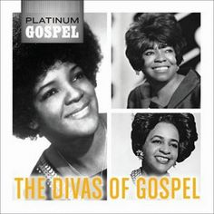 Various Artists - Platinum Gospel: The Divas of Gospel (CD)