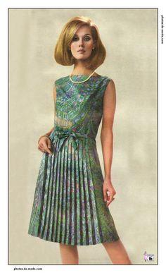 mode années 60  1966