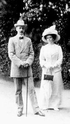Павел Александрович с  О. В.  Палей.