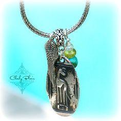 <3 Charly Blair greyhound jewelry