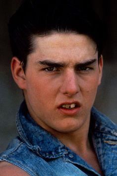 Tom Cruise... Pre Dentistry!!!