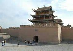 耶穌 Jesus Our Fortress - Jiayuguan