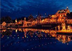 Christmas Village in Easton, Allentown, and Bethlehem, PA | #Christmas #easton #allentown #bethlehem #pennsylvania #bennettinfiniti #lehighvalley