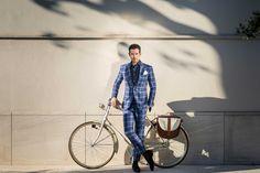 Il tessuto di lino che rinfresca anche le giornate più calde  #menswear #sartoriarossi #fashion