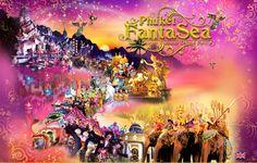 Phuket FantaSea - Nighttime Cultural Park, Dinner Buffet, Attraction Show