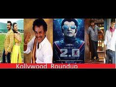 Kollywood Roundup Today 23.11.2016   Thala 57, Vivek Oberoi, Akshara Haasan, S3 - YouTube