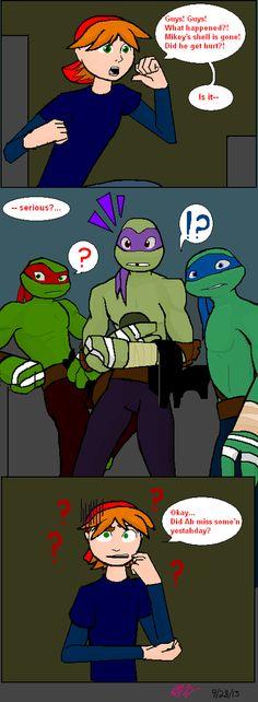Concurrence think, teenage mutant ninja turtles turtles girls naked think, that