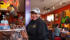 Meet B. Chester-Tamayo, the charismatic owner of Alencia's. She has been serving her famous soul food at her Memphis restaurant since Memphis Restaurants, Downtown Memphis, Chester, Food For Thought, Soul Food, Entertaining, Black, Meet, Black People