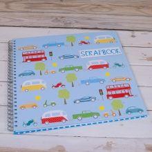 TICKSB01 - Boys Scrapbook