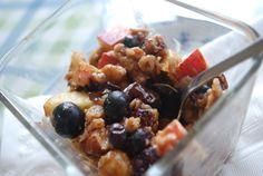 Sweet Fix: Oatmeal Pudding, Wholeliving.com
