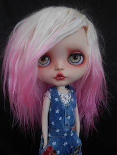 Blythe Doll por Spookykidsworkshop