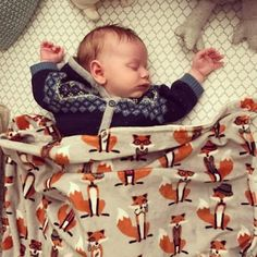 Fox baby blanket www.minitipi.ca Fox Baby, Kids Rugs, Blanket, Handmade, Shopping, Decor, Bebe, Decorating, Kid Friendly Rugs