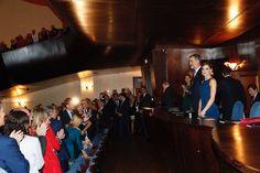 Sus Majestades los Reyes Felipe VI y Letizia, acompañados de Su Majestad la Reina Sofía presidieron la entrega de los premios princesa de Asturias 2017.