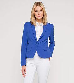 Blazer in der Farbe blau bei C&A - nemaju