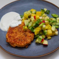 Mango Salat, Tandoori Chicken, Curry, Rice, Ethnic Recipes, Food, Curries, Essen, Meals