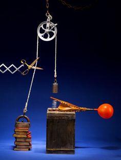 The Unusual World of Rube Goldberg                                                                                                                                                                                 More