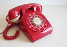 My kind of phone. Dial zero for the operator please. Is this the party to whom I am speaking?