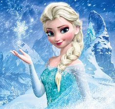 Frozen. So cute and gorgeous!