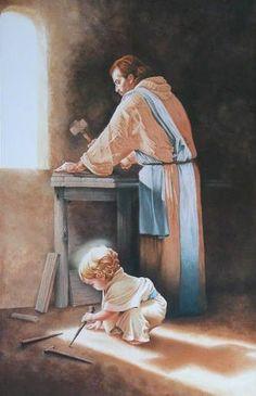 Prière à Saint Joseph pour trouver un travail