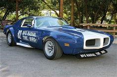 1970 Pontiac Firebird Trans Am Racing