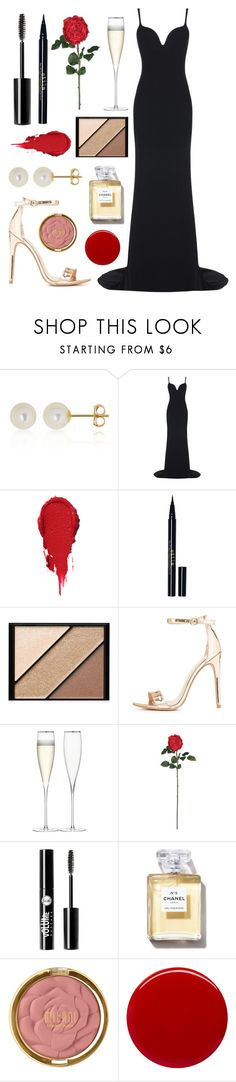 """Dress Rachel For The Bachelorette!"" by miagasp1234 ❤ liked on Polyvore featuring Belk & Co., STELLA McCARTNEY, Stila, Elizabeth Arden, Charlotte Russe, LSA International, Nearly Natural, Milani and Margaret Dabbs"