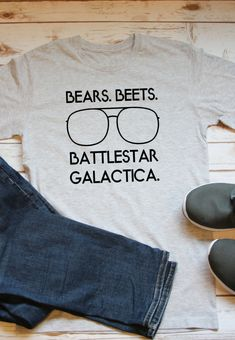The Office Quote Shirts | 5 Designs | Jane