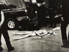 Cyberwomen 2, 2000 by Helmut Newton