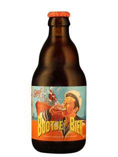 Seefbier - Bootjes Bier - 33cl