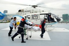 Helicopters for EMS civil missions - Airbus Helicopters
