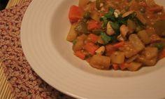 Vegetable Korma...OMG looks good!