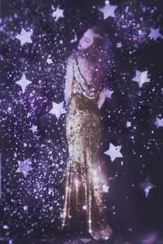 Stars and glitters.