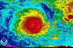 El mayor ciclón jamás registrado en el Hemisferio Sur azota a las islas Fiyi Declarado el estado de Desastre Natural por el ciclón Winston, de intensidad 5, la máxima en el registro Las autoridades de Fiyi, un país del Pacífico sur con unos 881.000 habitantes, declararon hoy el estado de desastre natural por la presencia …
