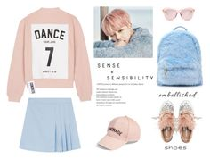 """""""I Miss You"""" by lydiarts ❤ liked on Polyvore featuring Studio Concrete, Amici Accessories, Karen Walker and Miu Miu"""