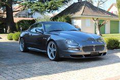Maserati 4200 GT - Woowmotors Maserati Biturbo, Maserati Quattroporte, Classic Cars, Model, Vintage Classic Cars, Scale Model, Models, Template