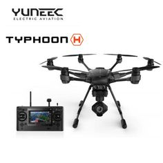 1800.00$  Buy now - http://ali7f4.worldwells.pw/go.php?t=32650279331 - 2016 New professional RC Drone Yuneec Typhoon H RTF RC Helicopter  with Camera HD 4K 3Aixs 360 Rotation Gimbal vs DJ Phantom 4 3