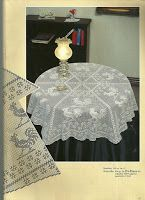 Tina's handicraft : 22 designs for tablecloths
