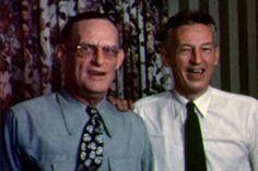Bill Wilson and Dr Bob Smith