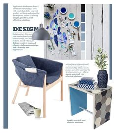 Spring Reading Nook by viva-12 on Polyvore featuring interior, interiors, interior design, home, home decor, interior decorating, Covo, Mapleton Drive, Bloomingville and Garden Trading