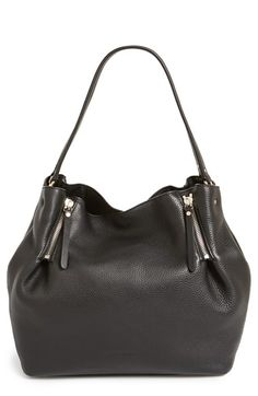 Or, perhaps, this little black beauty?!! @apolimeno15  Burberry 'Medium Maidstone' Leather Tote available at #Nordstrom