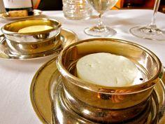 Как выглядит обед в лучшем ресторане мира  К хлебу предлагается деревенское масло из козьего или коровьего молока.