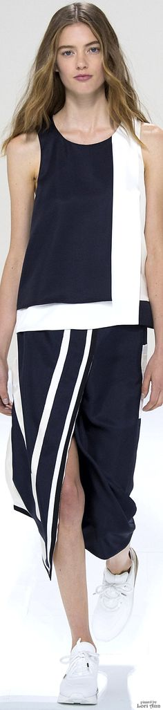Hermès Spring 2016 RTW women fashion outfit clothing style apparel @roressclothes closet ideas